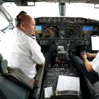 Waiting for passengers, American puts Boeing Max in the air