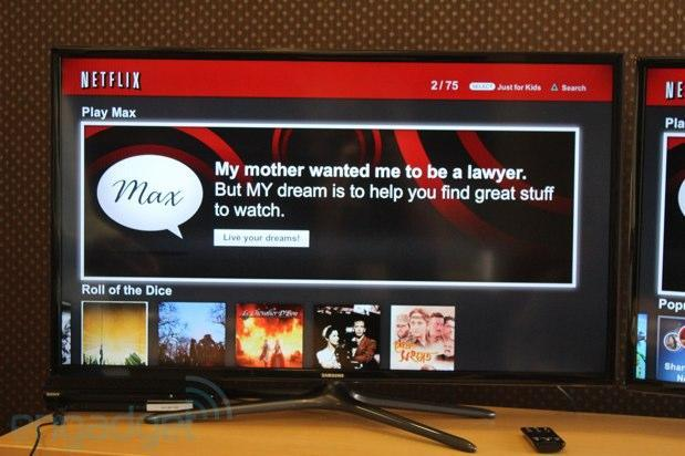 Netflix Max hands-on: Jellyvision's take on your movie queue
