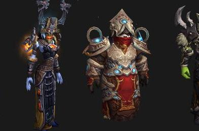Totem Talk: Resto fashion through Mists