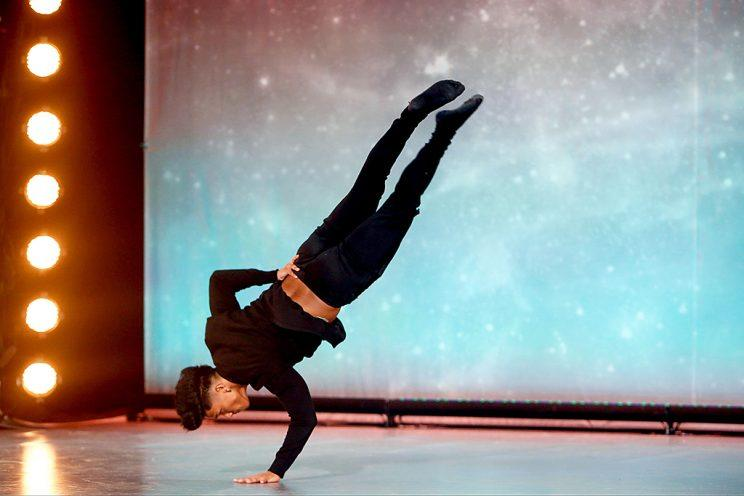 Contestant Mark Villaver on Fox's So You Think You Can Dance. (Photo Credit: Adam Rose/FOX)