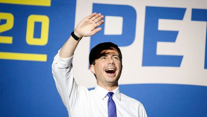 Iowa poll: Buttigieg rockets to the top of 2020 field
