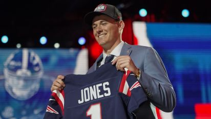 What past Pats rookies tell us about Jones' future