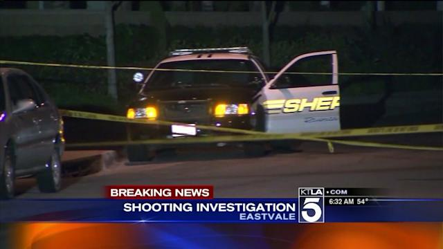 Riverside Sheriff`s Searching for Man Who Shot Woman in Eastvale