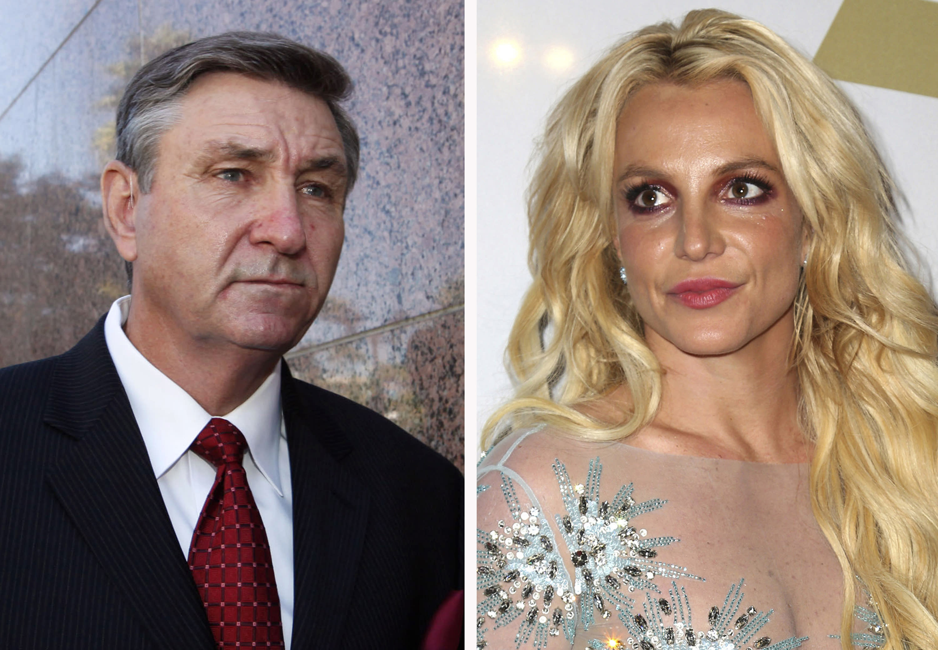 Britney Spears seeks to have father removed as sole conservator