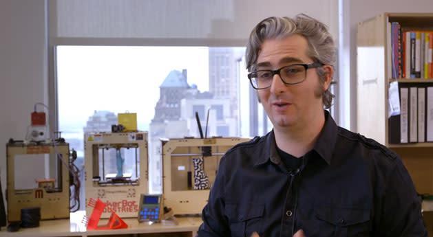 Netflix's 3D printing documentary streams September 26th
