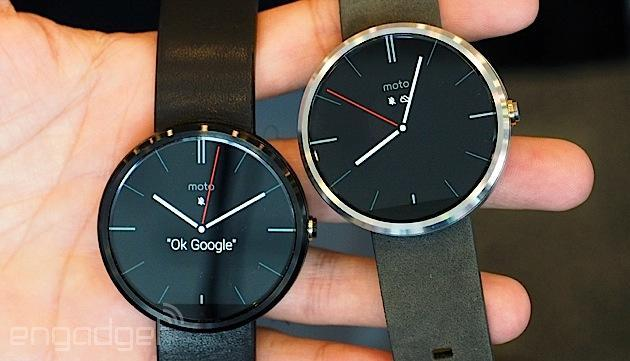 Google confirms Android Wear will support custom watch faces