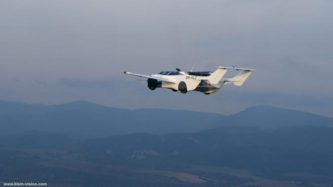 Klein AirCar