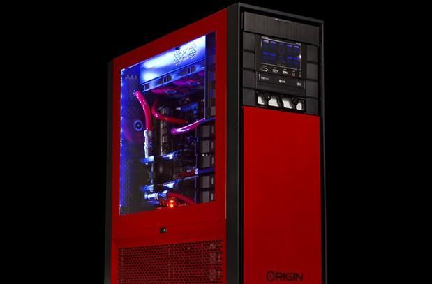Origin PC drops AMD graphics options due to feedback, support woes