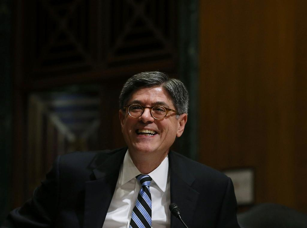 US Secretary of the Treasury Jack Lew said Washington must be willing to ease sanctions when they have actually worked, even if this is delicate in the case of Iran