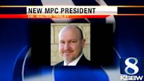 Monterey Peninsula College has a new president