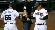 Walker's double in 8th lifts Diamondbacks over Dodgers 5-3