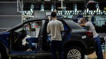 El mercado automotor europeo retrocede un 76,3% en abril debido al coronavirus