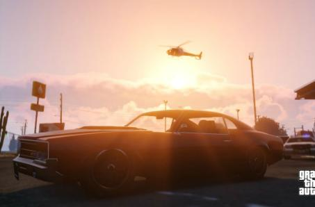 Grand Theft Auto 5 'Mythbusters' blow the police away