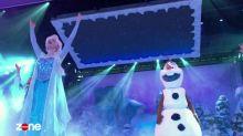 Le show La Reine des neiges