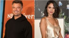 Josh Duhamel and Eiza González Pack on the PDA on Mexican Vacation