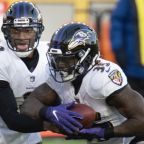 Ravens come up empty on goal line due to poor clock management