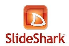 SlideShark is an easy way to broadcast PowerPoints over the web