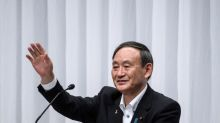 Japan PM Suga's rating falls to 55% in second poll since took office: NHK