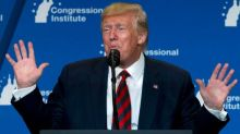 Trump news – live: President accuses Iran of telling 'very big lie' after attack halves Saudi oil production and defends Kavanaugh amid calls for impeachment