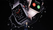 Reviewers discover that the Apple Watch Series 3 can't get online