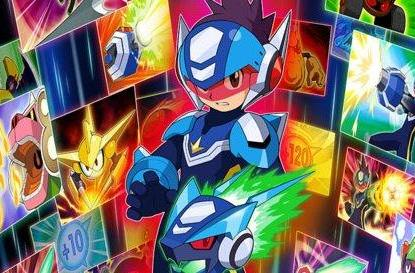 US gets equipped with Mega Man Star Force cartoon