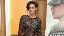 Kristen Stewart Goes Glam for the 'Camp X-Ray' Premiere