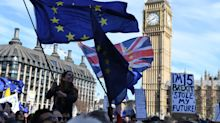 Unite for Europe: Tens of thousands take to streets to demand Brexit be reversed