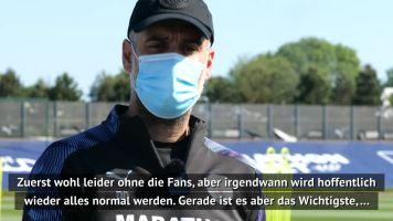 Guardiola: Gibt aktuell Wichtigeres als Fußball