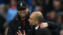 'It hasn't been won already'- Klopp dismisses Guardiola 'joke' that Liverpool have Premier League title wrapped up