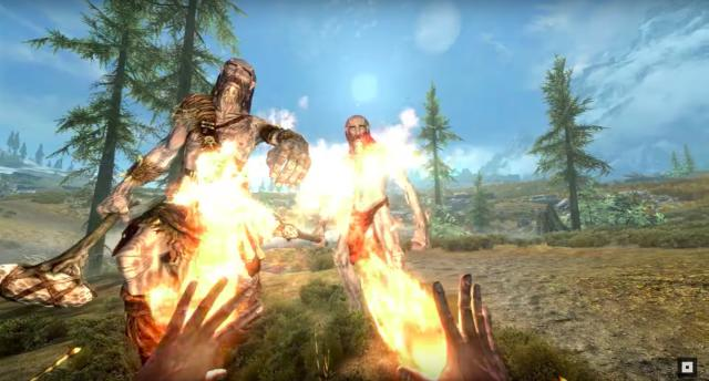'Skyrim' is coming to the PSVR, after all