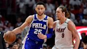 Magic man: Simmons leads Sixers past Heat