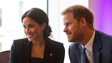 The subtle way Meghan Markle avoids upstaging Prince Harry at public events