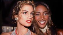 Cindy Crawford's Creating a Show About the '80s Modeling Wars