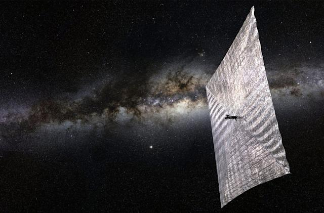 LightSail solar spaceship ends test flight in fiery descent