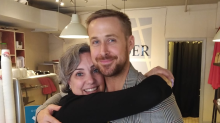 'This happened...it worked': Ryan Gosling visits Toronto coffee shop after online campaign