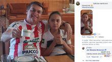 Bolsonaro rebate seguidor que fez piada com sua filha