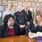 Nobel peace laureates urge US, NKorea to de-escalate nuclear threats