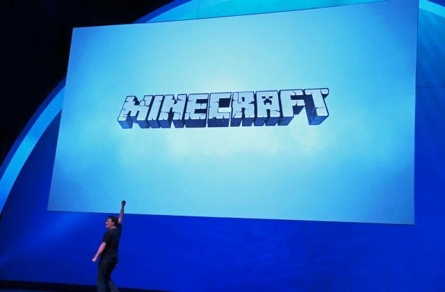 Minecraft Windows 10 Edition headed to Oculus Rift VR headset