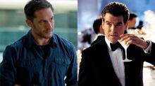Pierce Brosnan quiere que Tom Hardy sea el nuevo James Bond