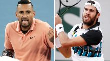 'Show some respect': Nick Kyrgios in ugly spat with French Open star