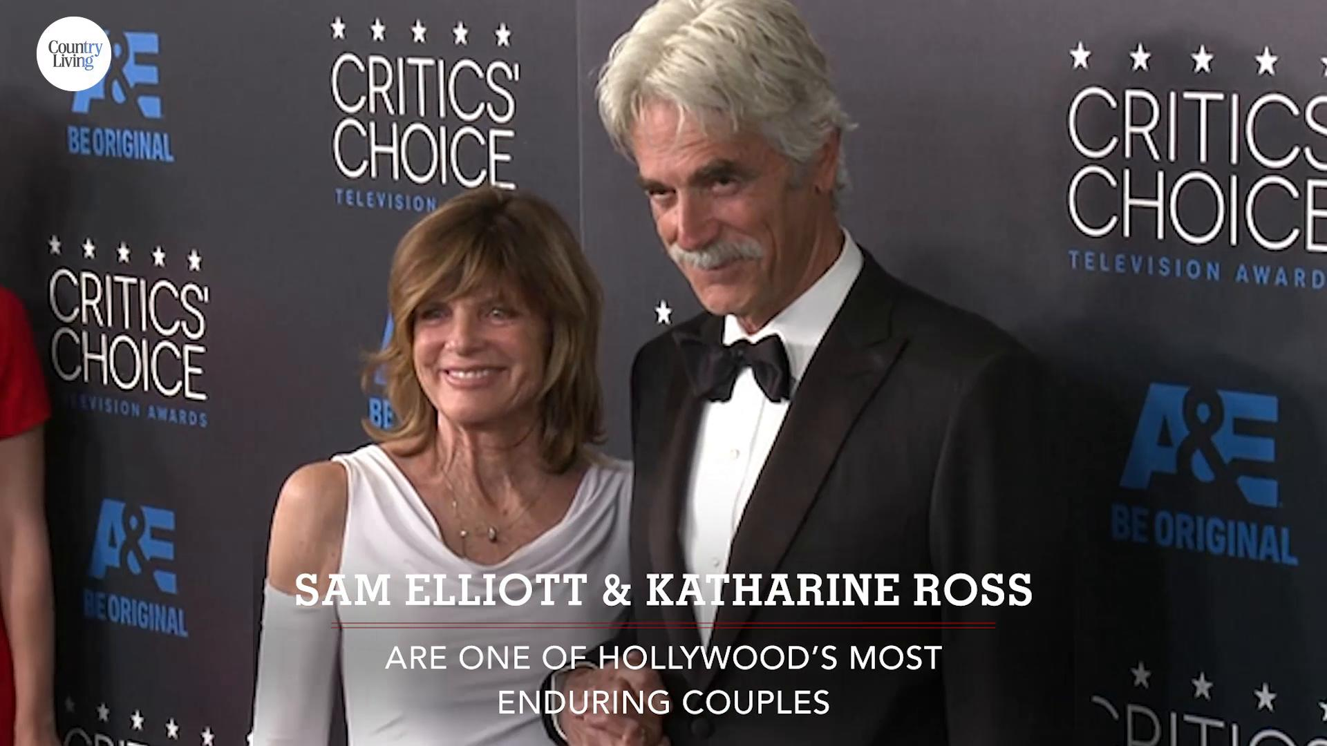Sam Elliott And Katharine Ross Are One Of Hollywood 39 S Most