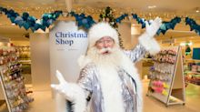 Selfridges opens world-famous Christmas shop - 149 days ahead of the festive holiday