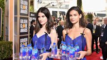 Fiji Water Girl helps earn company over $12 million in ad impressions at the Golden Globes