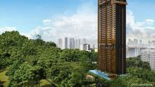 Sky-high facilities complement city-edge location at The Landmark