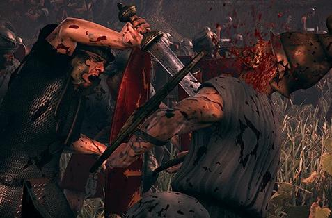 New DLC adds buckets of blood to Total War: Rome 2