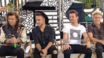 One Direction Talks New Projects, New Single