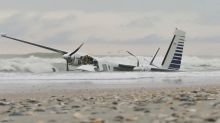 Pilot Crash Lands Into Atlantic Ocean