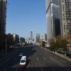 Coronavirus' spread challenges U.S. investors' blue-sky view