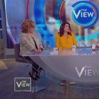 Meghan McCain and Joy Behar Battle Again, This Time Over Republican Silence on Trump's Racism