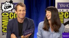 Watch the 'Outlander' Cast (Try to) Read Their Lines With American Accents